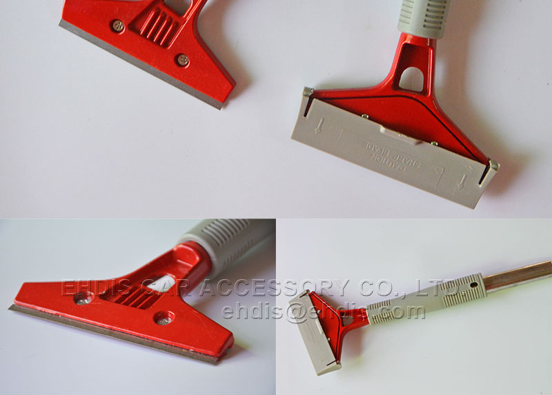 floor cleaning scraper with 4inch blade