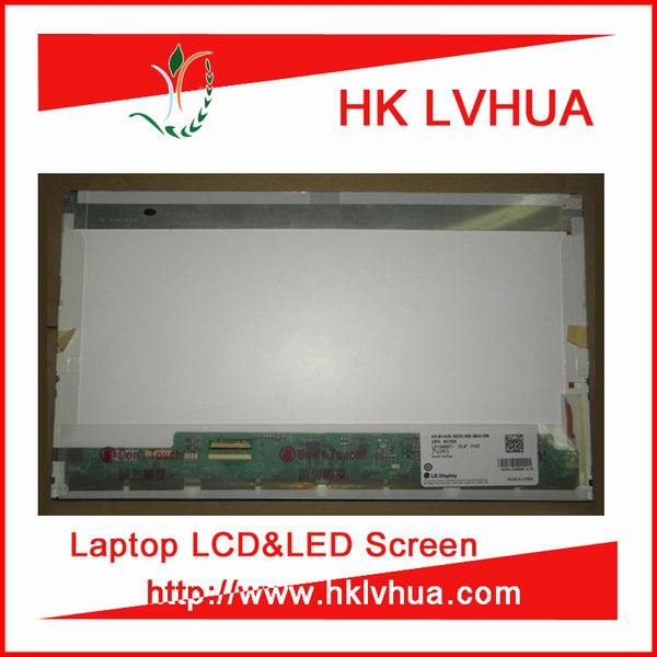 brand new cheap laptops glossy surface 15.6 lcd display pantalla LP156WF1-TLC1 for Sony laptop computer