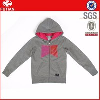 2016 Latest Design Sweatshirt Knitted Fleece Boys Hooded Men Hoodie