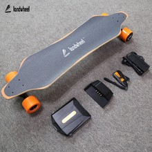 China best longboard 2200w 4 wheel self balance electric skateboard L3-A