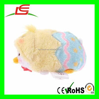 Japan Store 2017 Easter Chicken Donald Duck Plush toy