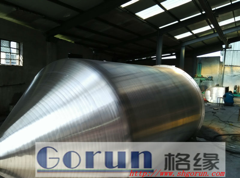 5000 gallon stainless steel water storage tank/customized