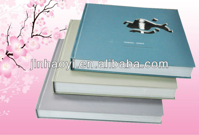 Print Photo Book/ Album Printing/ Photography Book Printer