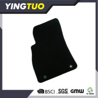 YT063 wholesale new design car floor mat high quality set