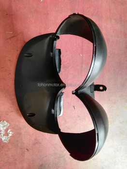 Motorcycle Part HEADLIGHT COVER BWS100, HIGH QUALITY