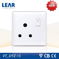 Newest design Vista series south africa wall socket