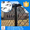 Hot Dipped Galvanized Chain Link Wire Mesh Fence/Outdoor Fencing
