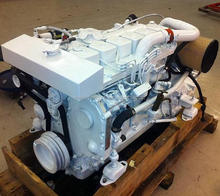 cummins marine inboard engine 6BTA5.9-M2 , 180HP/2200rpm for small fishing boat