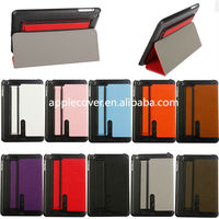 Leather Case for iPad mini with Speaker Function