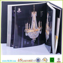 Excellent LED Catalogue/photography /Hardcover /softcover book Printing