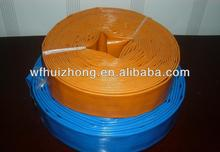 pvc high-strength layflat hose