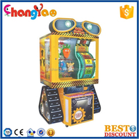 Prize Rolling Toy Grabbing Claw Amusement Game Machine