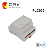 Din rail plastic housing for sorts of modualarization PCB