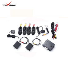 Millimeter Wave Radar Blind Spot Sensor Blind BSD BSA BSM Microwave Car Blind Spot Monitoring Assist System