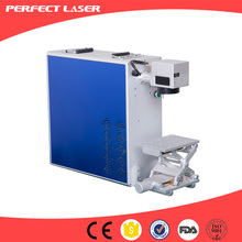 10 Years Alibaba Gold Supplier Fiber Laser Etching Systems with CE