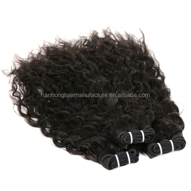 Grade 9a virgin hair loose wave wholesale price 8-30inch brazilian black hair extensions