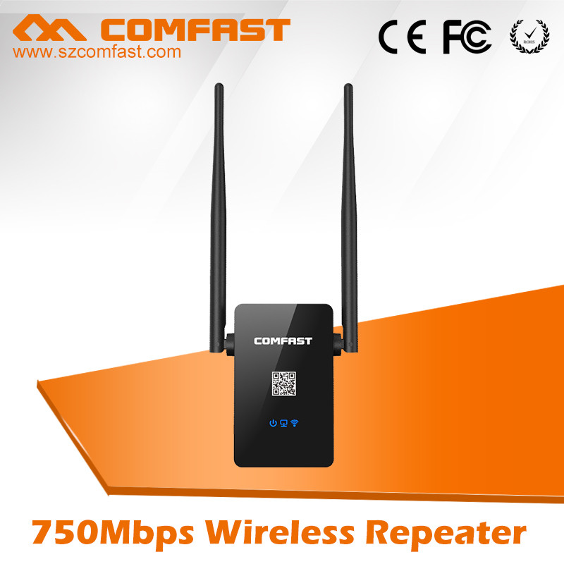 COMFAST CF-WR750AC 750Mbps wireless wifi antenna booster Repeater