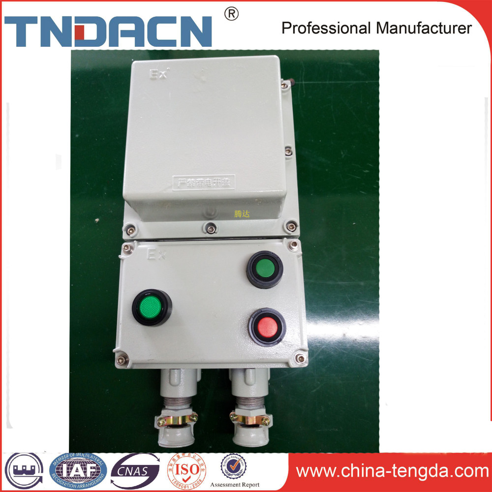 BQC series of explosion proof magnetic starter with High performance starter