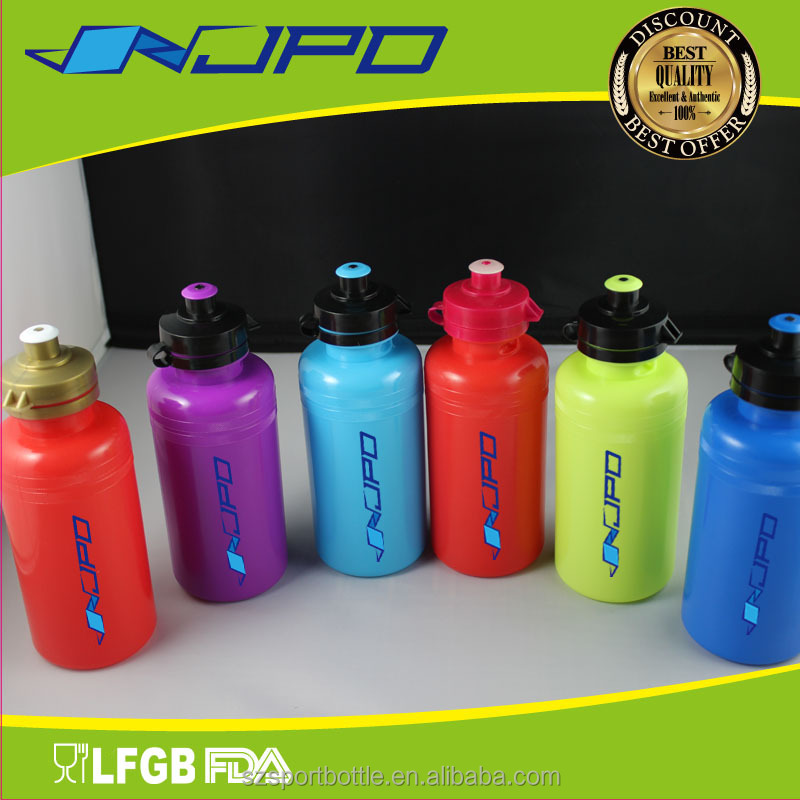 Custom Logo Personalized Cheap Water Drink Bottle