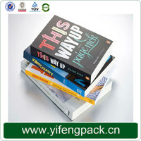 China wholesale customized oerfect binding softcover my hot book