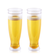 cheap unbreakable sublimation plastic beer steins