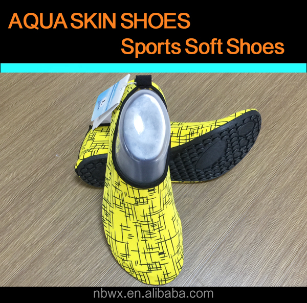 Good price aqua skin shoes sports soft shoes for summer holiday