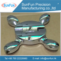 Cnc Machining Aluminum Parts for Motorcycle