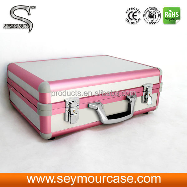Trolley Makeup Artist Case Mobile Makeup Case With Mirror Hair Stylist Beauty Cases