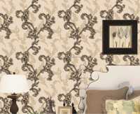 New classic wall paper, bedroom decoration wallpaper