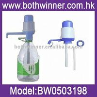 H0T016 New Design popular manual drinking water pump for bottled water