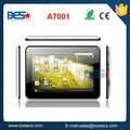 7 inch tablets wifi 512MB/4GB cheapest tablet pc with sim slot