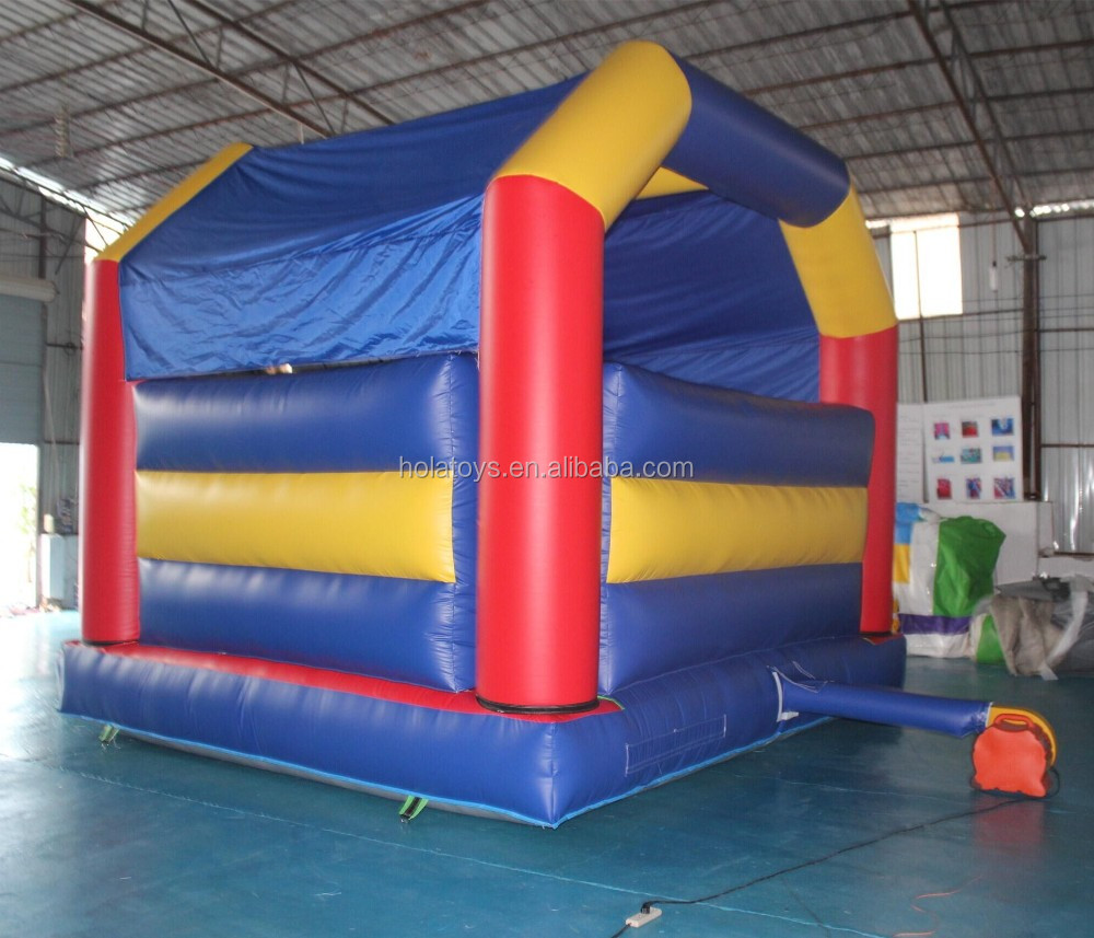 Hola elephant inflatable bouncer/bouncy castle for sale
