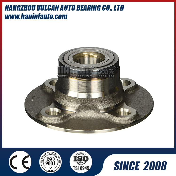 Wheel hub and bearing assembly for NISSA 512025-1 Hub units