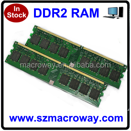 Memory Modules ddr2 ram 667mhz 4GB PC2-6400 for desktop computer