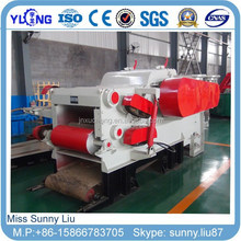 Wood sawdust making machine / wood chipping machine factory directly supply