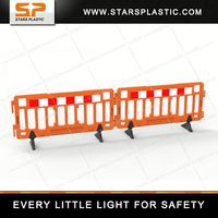 2 Meter Road Safety Heavy Base HDPE table saw fence