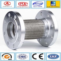 Stainless steel braid 3 inch hose ss304 Hydraulic flange Hose
