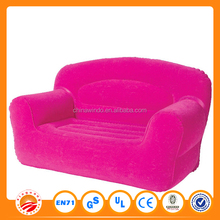 Fashionable Customized Comfortable inflatable sofa bed