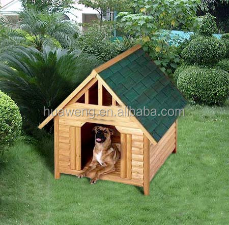 eco-friendly pet house wooden dog house wooden kennel