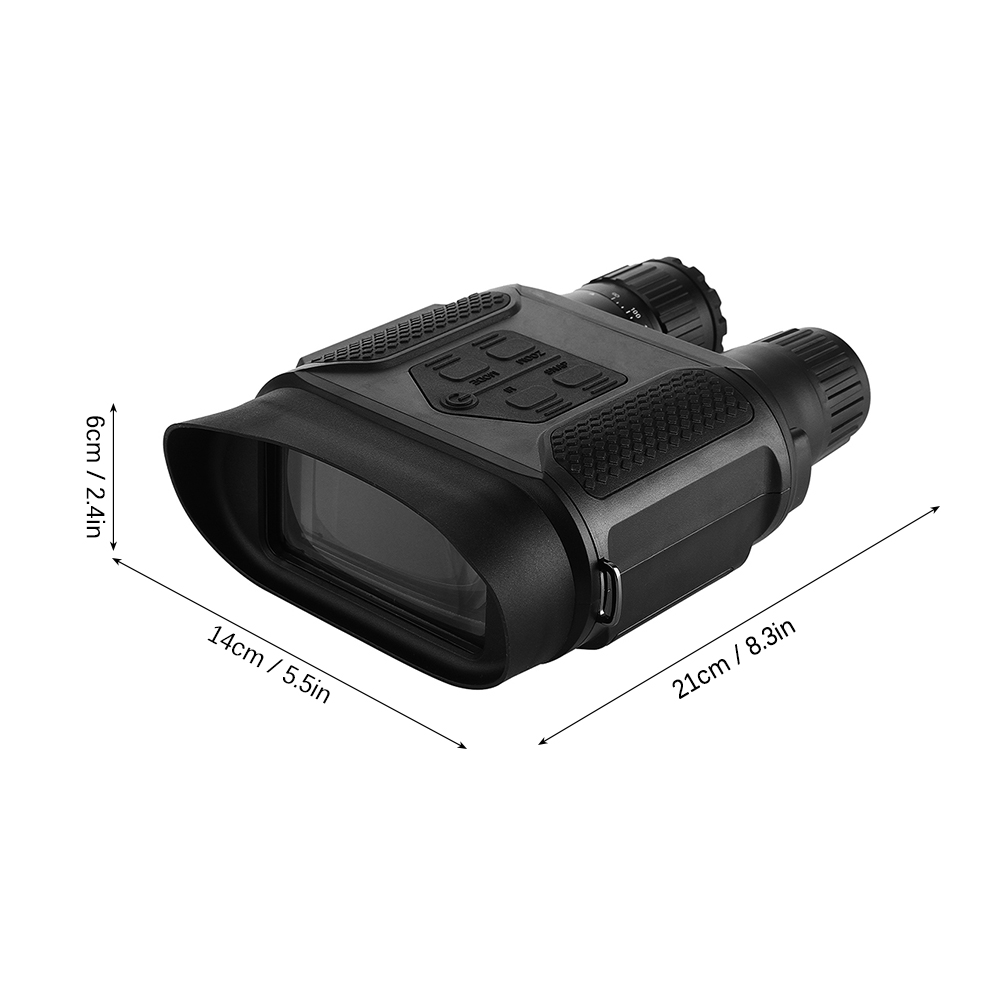 400m/1300ft Range 7x31 Day / Night Vision Binocular Digital Infrared Night Vision Scope Photo Camera & Video Recorder