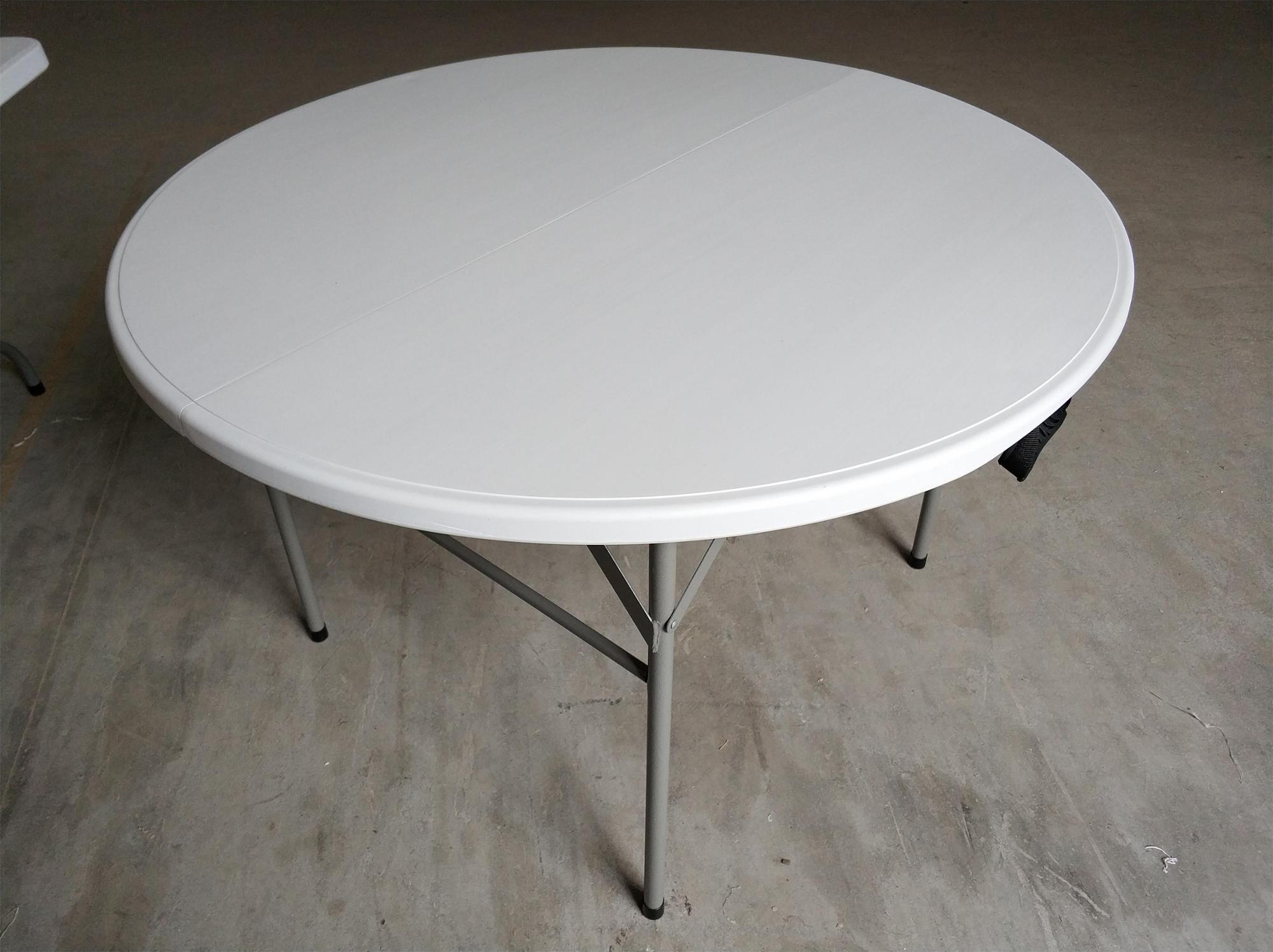 "strong outdoor 60"" 72"" round event party dining table"