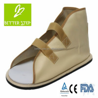 PVC Cast Boot - Open Toe /Post op shoe