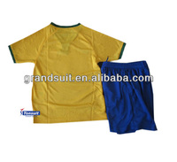 2014 World cup kid jersey world cup promotional item, kid uniform import goods of thailand