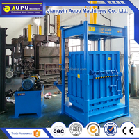 Hot sale waste paper hydraulic baler