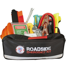 Always Prepared Roadside Assistance Auto Emergency car Kit/Roadside Emergency Kit/Vehicle Emergency Kit with Jump Cable