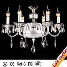 Hot selling Classic crystal chandelier light popular for wedding decoration