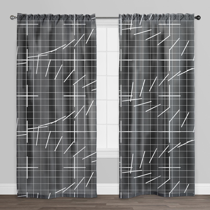 Best Choose Ready Made One Way Home New Curtains Style For 2018