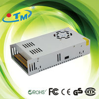 constant voltage china switching power supply unit 12 volt dc connectors led driver with CE,FCC,Rohs