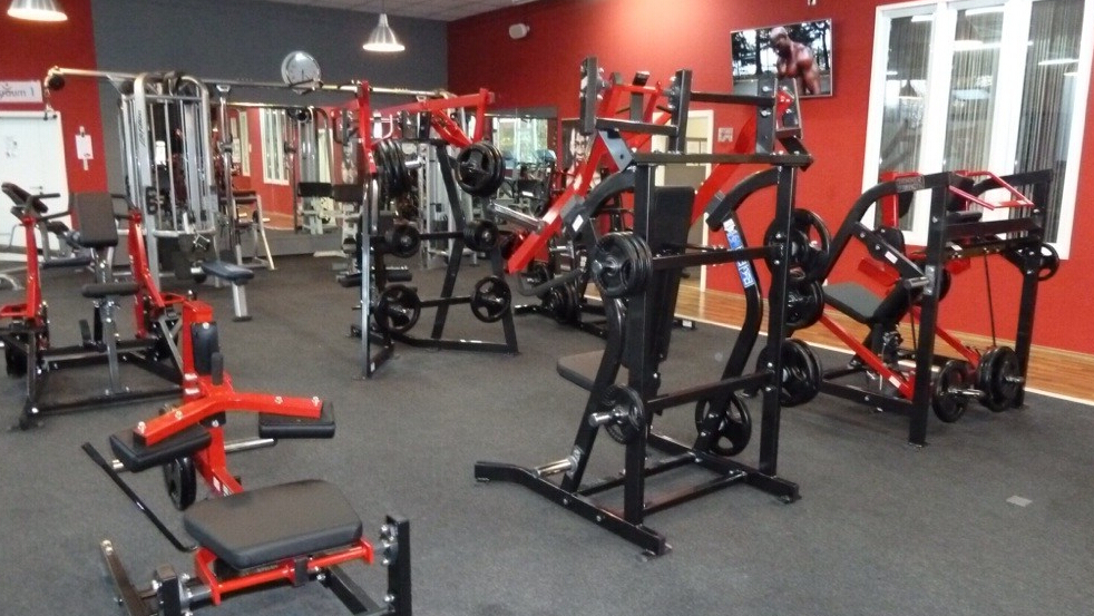 Fitness Equipment Hammer Strength Commercial Gym