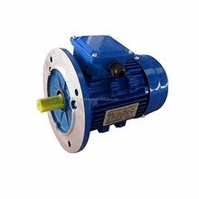 Reversible Induction AC Motor, 0.37 kW, 3 Phase, 4 Pole, 230v Foot Mounting